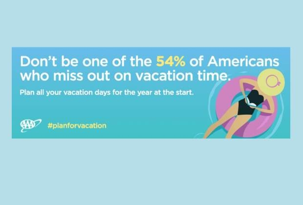 Plan for Vacation