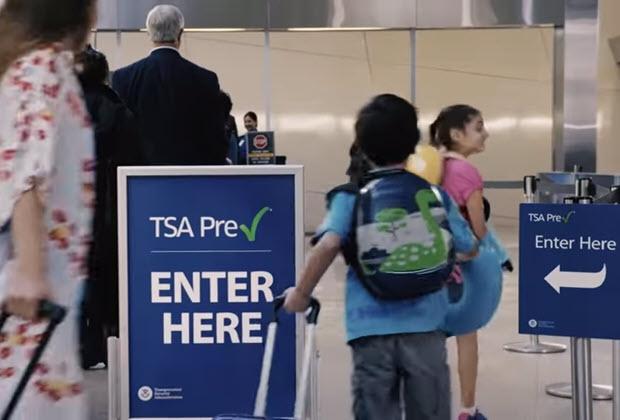 TSA Pre Check event