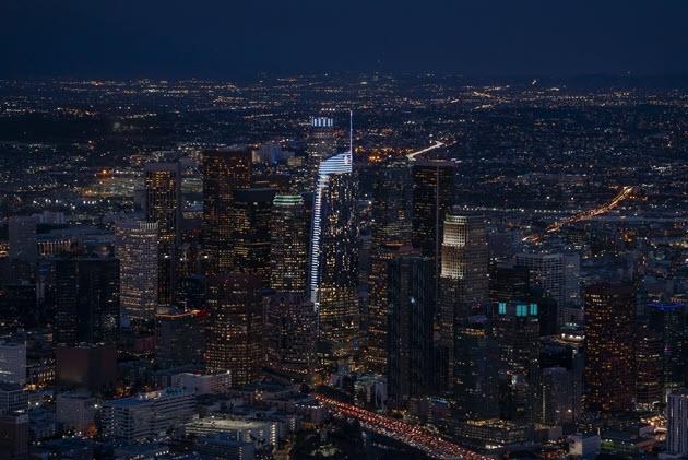 InterContinental_Los_Angeles_Downtown_night_skyline_003_HR 002