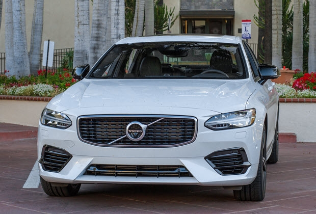 2020 Volvo S90 T8 - high_res