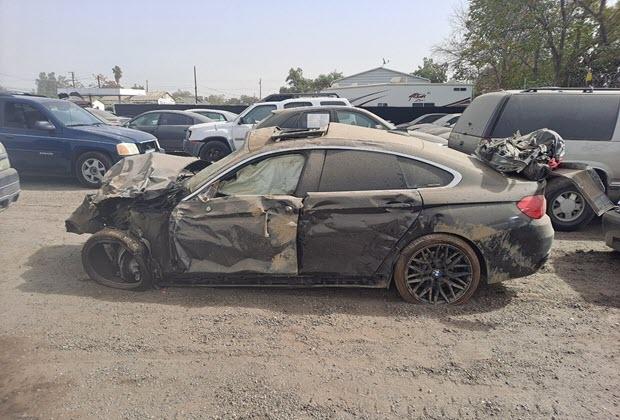 Street Racing Crash Car