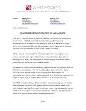ROHL Halekulani Release