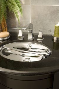 Vincent 3-Hole Widespread Lavatory Faucet