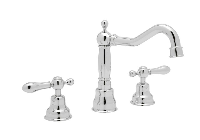 ROHL Cisal Italian Classic Bath Collection 3-Hole Widespread Faucet