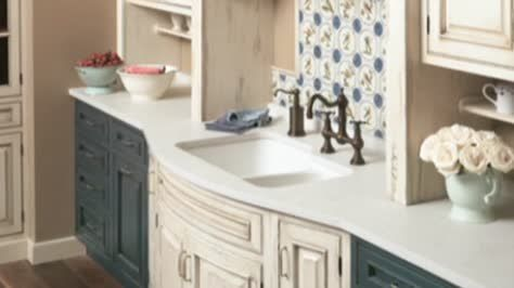 ROHL Allia Fireclay Video - Part II