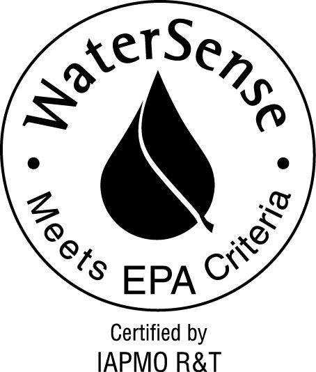 EPA WaterSense Seal