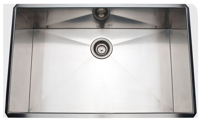 ROHL Luxury Stainless Steel Kitchen Sink