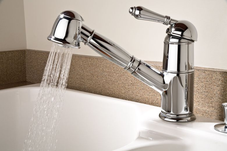 ROHL Traditional Pull-Out Kitchen Faucet