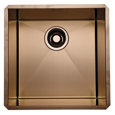 Luxury Copper Stainless Bar/Prep Sink