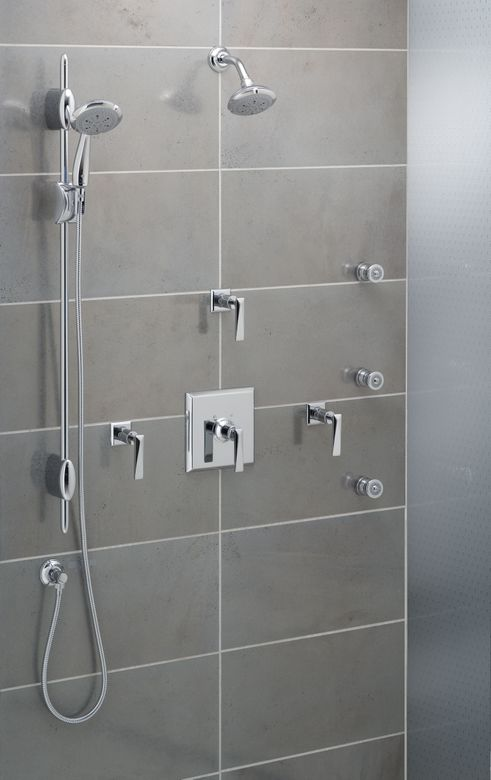 ROHL Vincent Shower Package