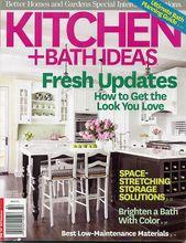 Kitchen and Bath Ideas Winter Issue