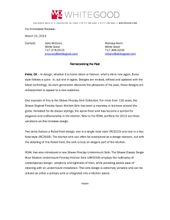 ROHL_February Pressroom Press Release