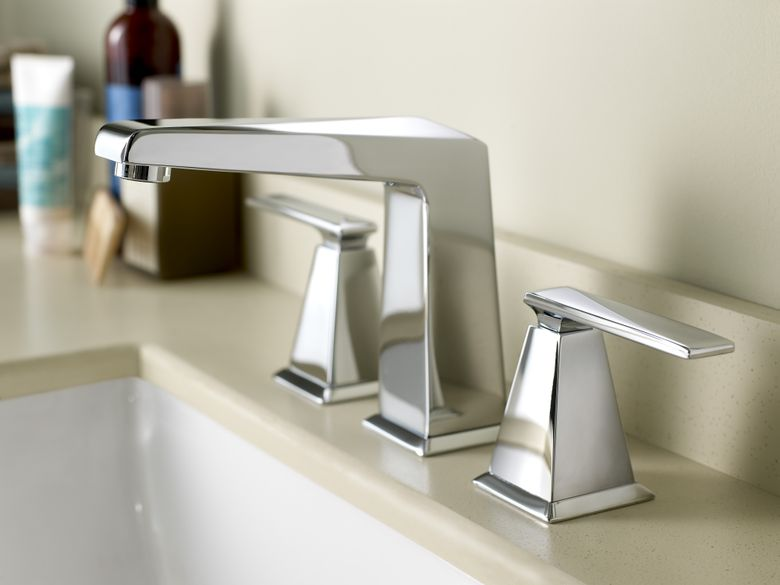 ROHL Vincent 3-Hole Widespread Lavatory Faucet