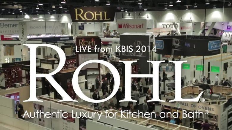ROHL Live from KBIS 2014
