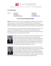 ROHL_New Regional Sales Managers Announced_Press Release