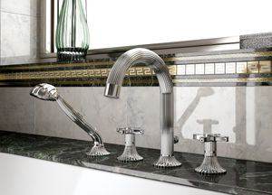 ROHL  Jörger Cronos 4-Hole Tub Filler