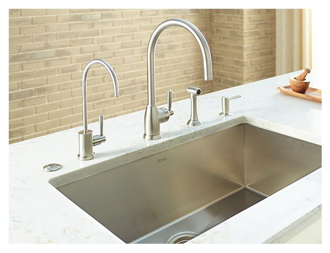 ROHL Water Appliance - Stainless Steel