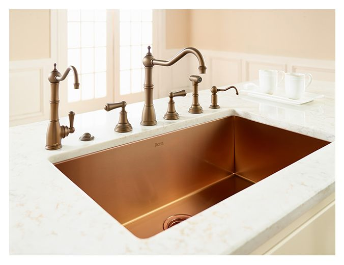 ROHL Water Appliance - Stainless Copper