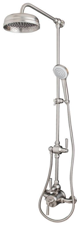 ROHL Perrin & Rowe Transitional Thermostatic Shower Package