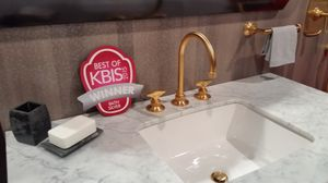 ROHL KBIS 2015 Best of KBIS Bath Silver Award