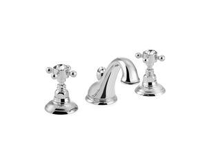 ROHL Viaggio C-Spout Widespread Lavatory Faucet