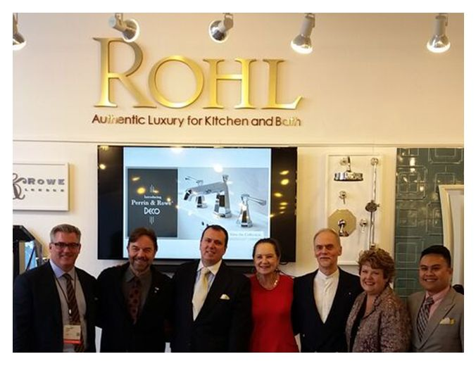 Design Chicago with ROHL