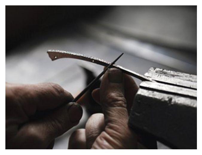 Auth Lux Blog Post - Claude Dozorme Knives