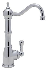 ROHL Perrin & Rowe Traditional Column Spout Hot Water Faucet