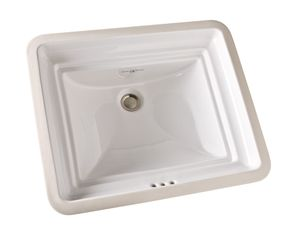 ROHL Perrin & Rowe Undermount Square Bowl