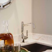 Fairmont Miramar Hotel & Bungalows Wet Bar featuring ROHL_wideshot