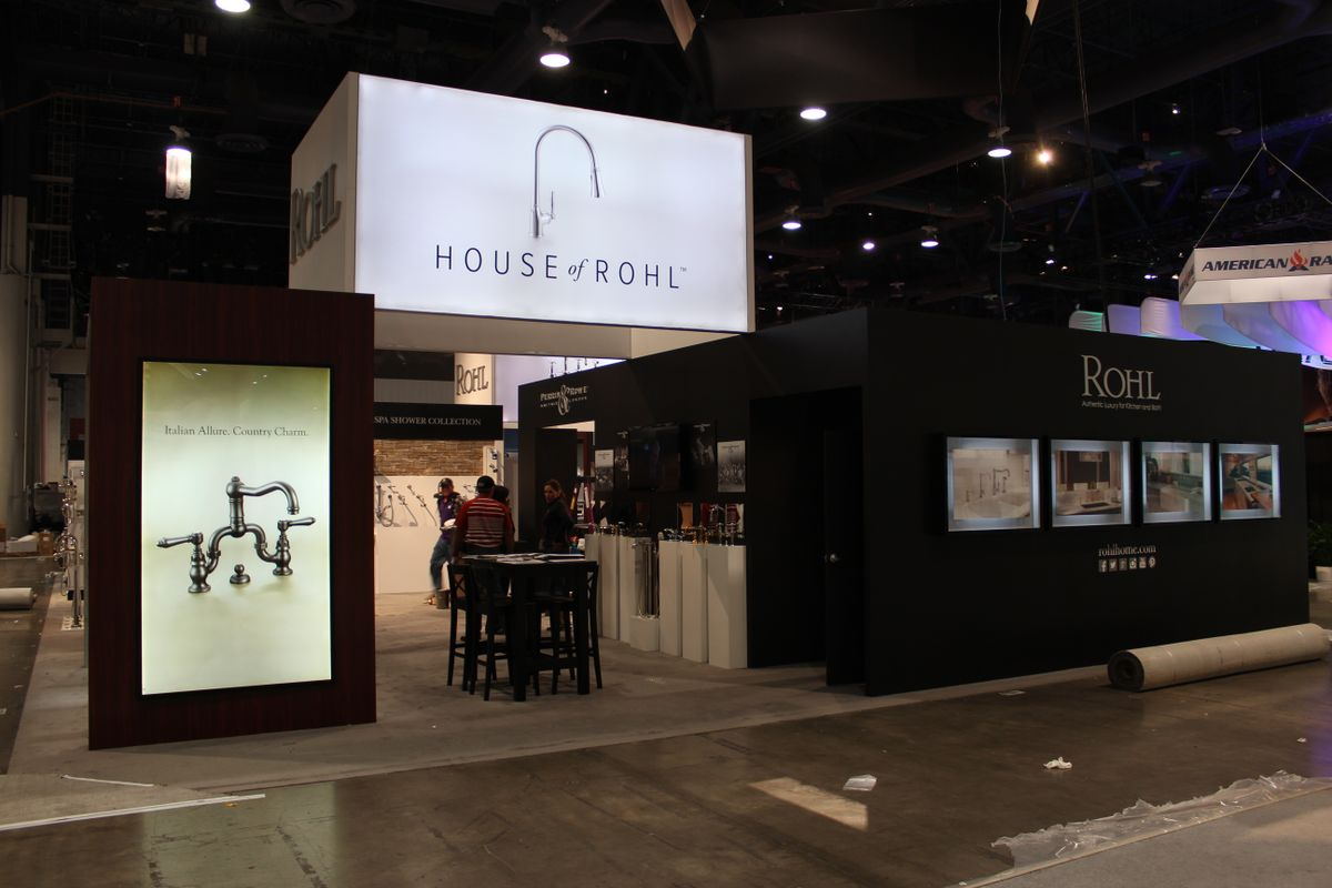 House of ROHL Debuts at KBIS 2015