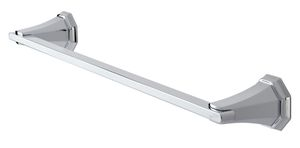 Perrin & Rowe Deco Single Towel Bars