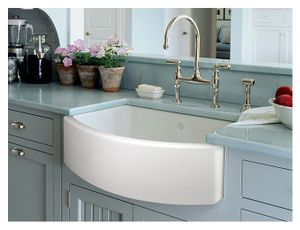 Why Fireclay Farmhouse Sinks?