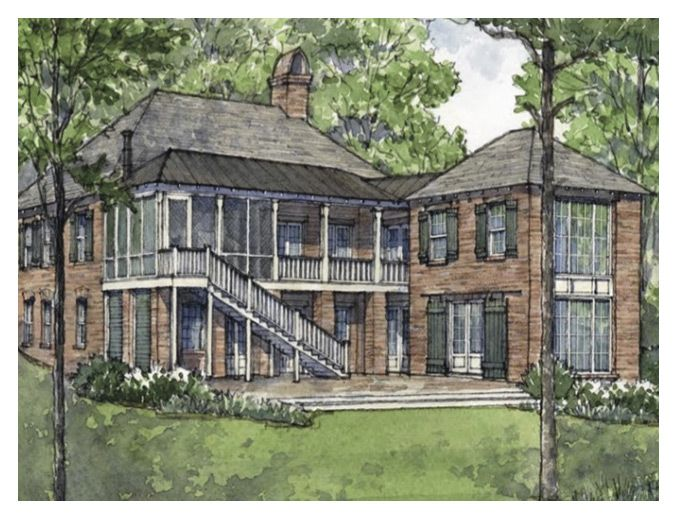 ATL Serenbe Showhouse