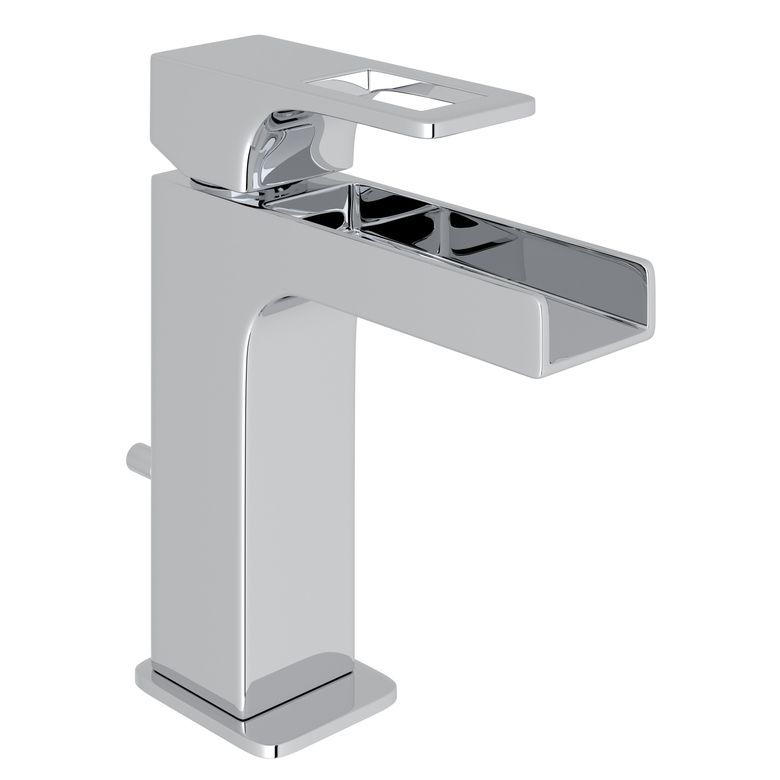 ROHL Quartile Cascade Waterfall Bath Faucet_CUC49LAPC