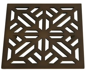 ROHL Mosaic Decorative Drain_DC3144