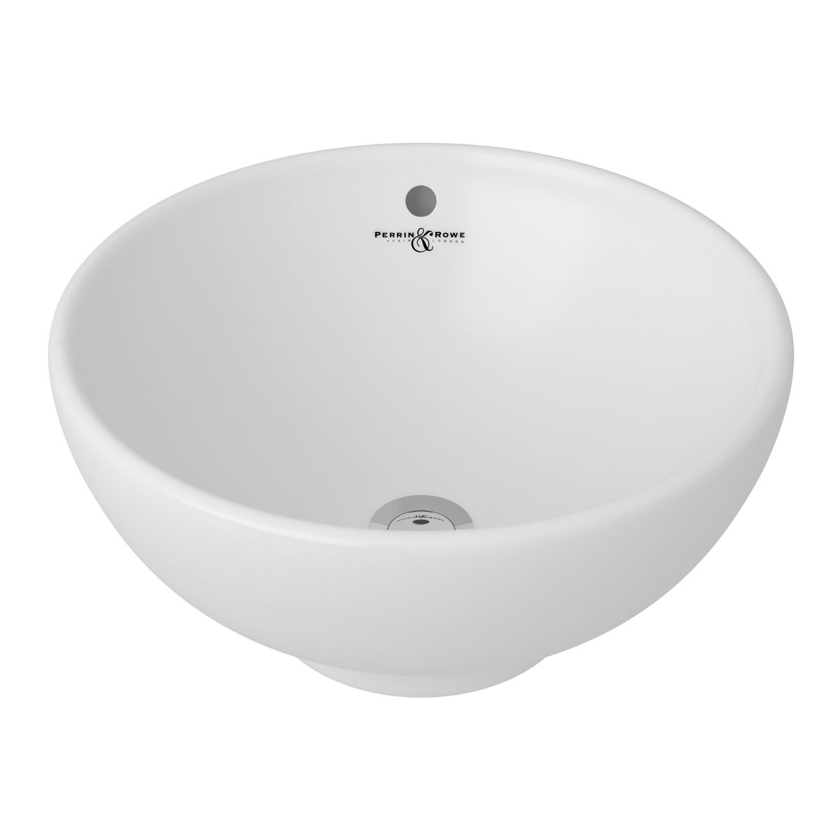 ROHL Perrin & Rowe Vessel Sink with Overflow_U2512WH
