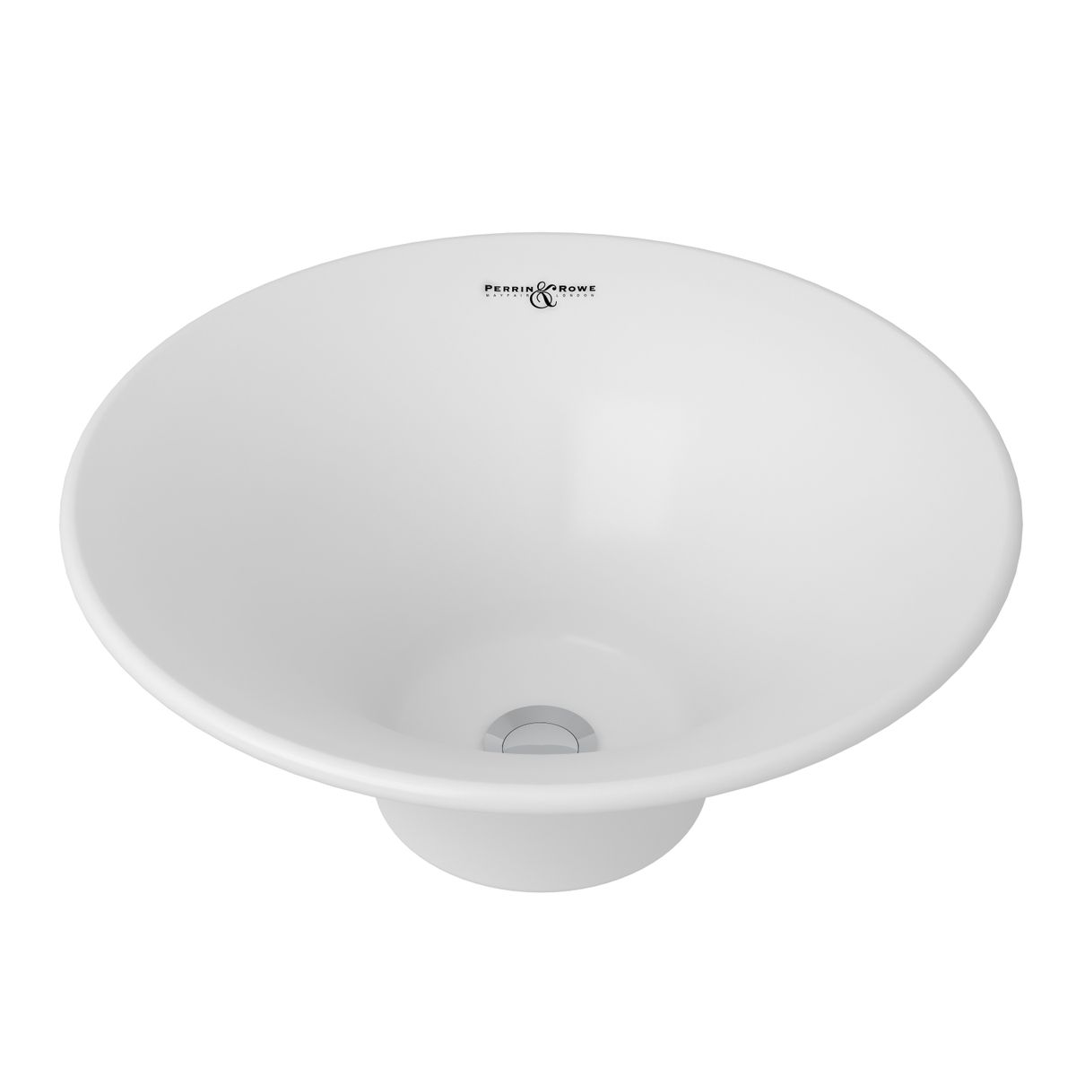 ROHL Perrin & Rowe Vessel Sink without Overflow_U2518WH