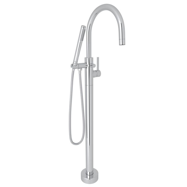 ROHL Single Leg Tub Filler_M1687LAPC