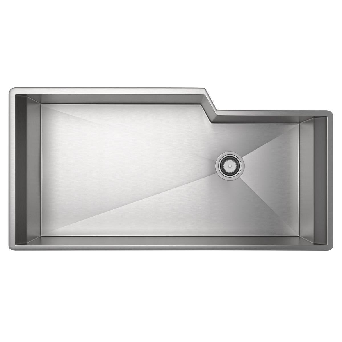 ROHL Stainless Steel RGK Sink_RGK3016SB
