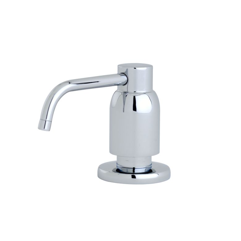 ROHL Perrin & Rowe Contemporary Deck Mount Soap Dispenser_U6495