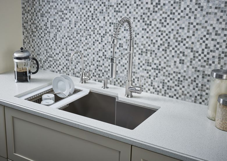 ROHL RGK Stainless Steel Kitchen Sink