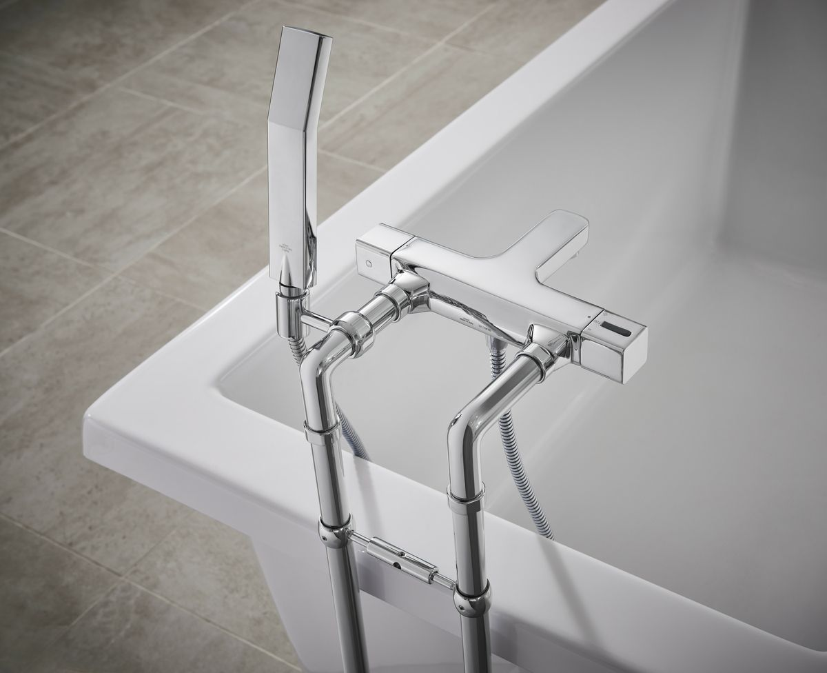 ROHL Modern Quartile Tub Filler