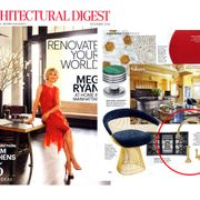 Architectural Digest - November 2016