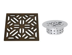 ROHL Product Spotlight: Decorative Shower Drains