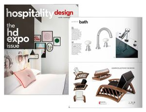 Hospitality Design, May 2016