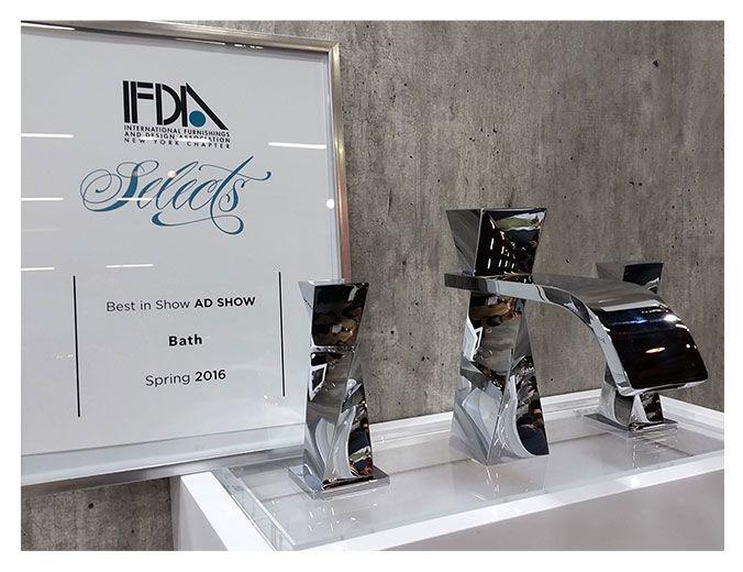 ROHL Jorger Wins IFDA Award