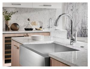 ROHL Apron Front Stainless Steel Sink