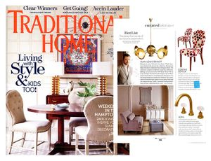 Traditional Home Shines with ROHL