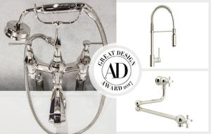 Architectural Digest Honors ROHL with Three AD Great Design Awards